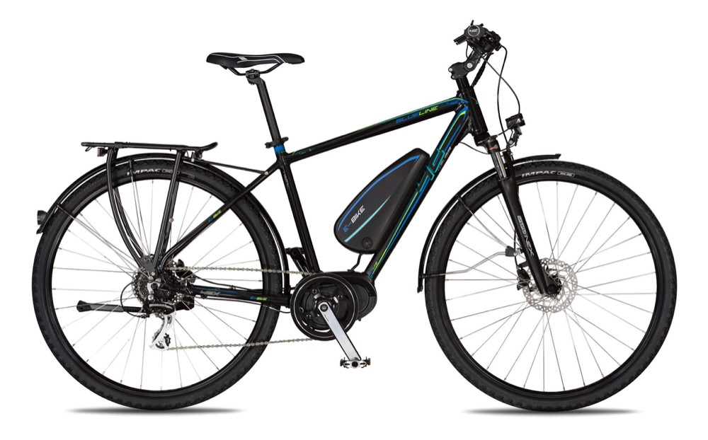 BLUELINE AC-TREK