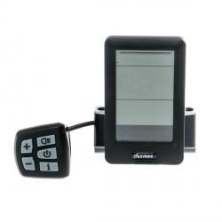 EVBIKE LCD Displej C10 pro středové pohony, USB - EVBIKE
