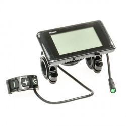 EVBIKE LCD Displej C961 pro středové pohony - EVBIKE