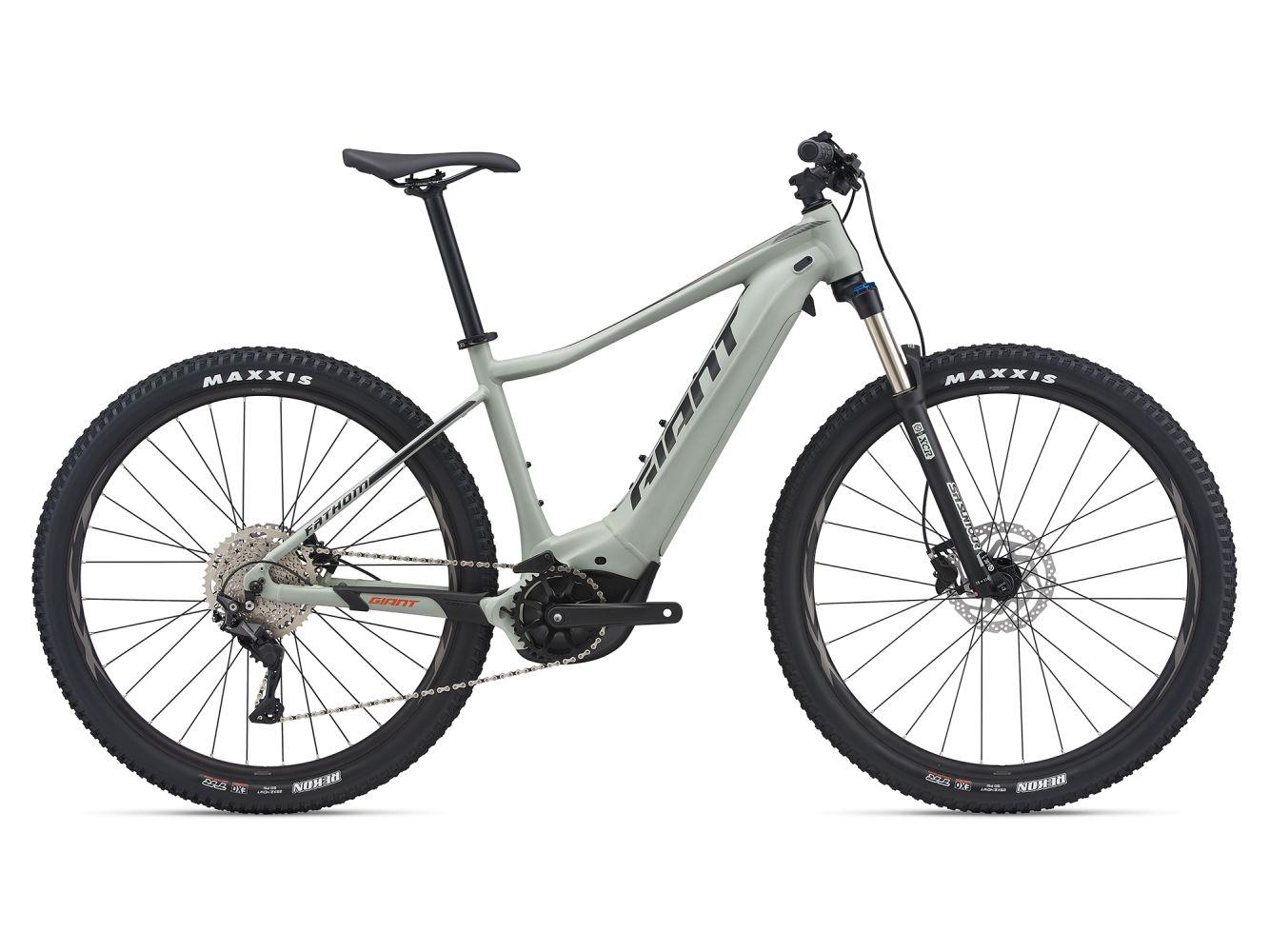 FATHOM E+ 2 (model 2021, barva Desert Sage, velikost XL)