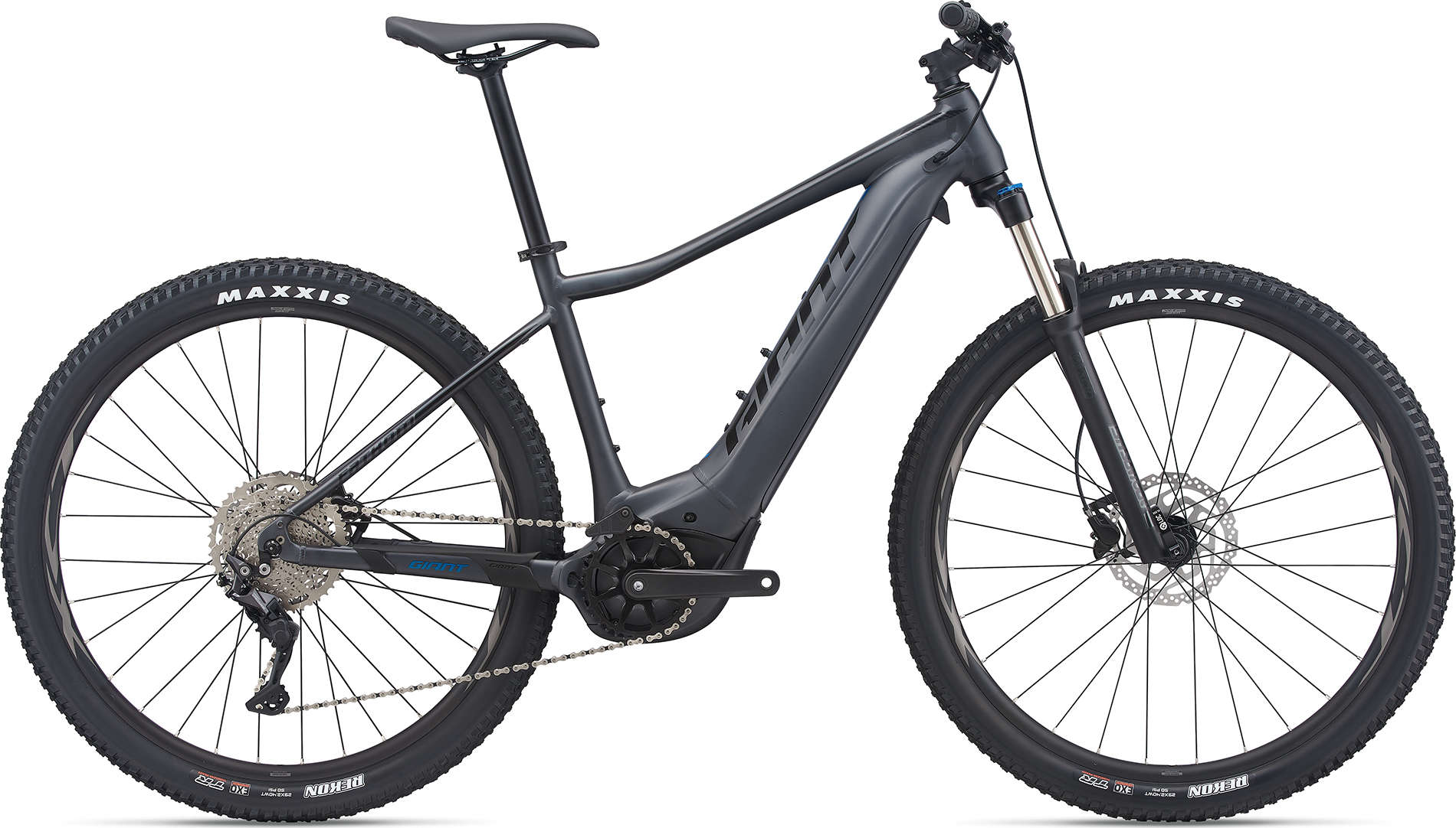 FATHOM E+ 2 (model 2021, barva Gunmetal Black, velikost XL)