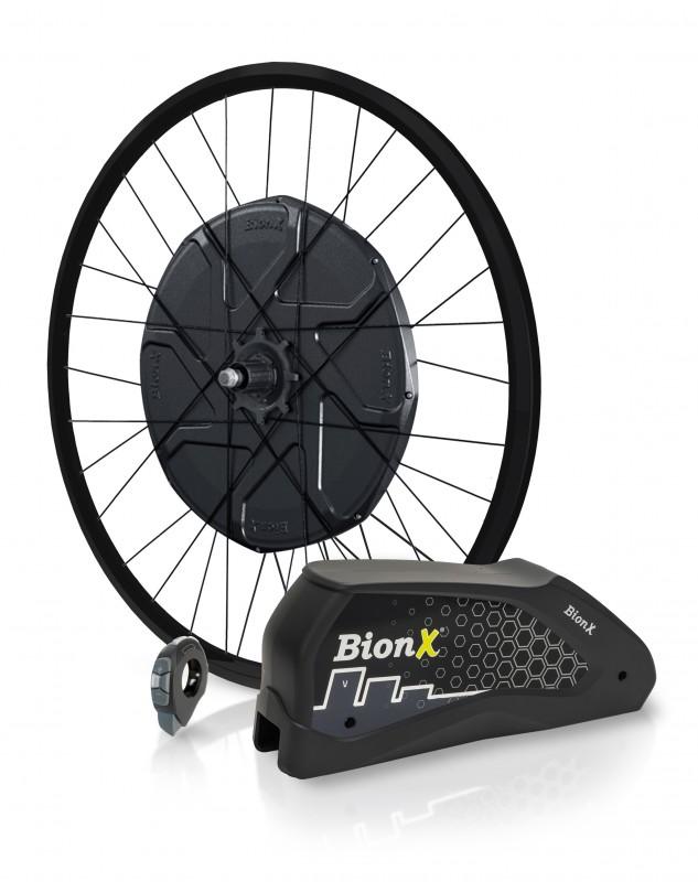 BIONX D-250 DV - elektrosada s baterií do rámu