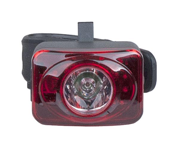 Světlo zadní PRO-T Plus 65 Lumen 1 Watt LED dioda nabíjecí přes USB 285
