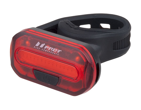 Světlo zadní PRO-T Plus blikací 15 diod Compact