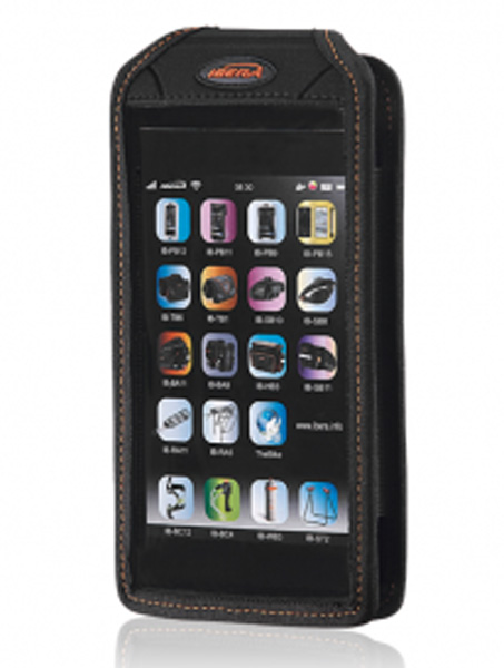Pouzdro pro Smartphone 5 - 6.3 na představec IBERA IB-PB17